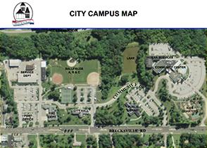 Brecksville City Maps